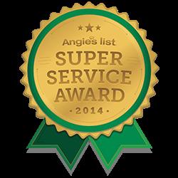 Angies List Super Service 2014
