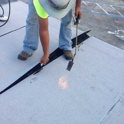 Commercial Flat Roof 18