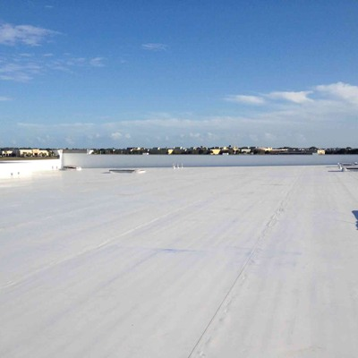 Commercial Flat Roof 5