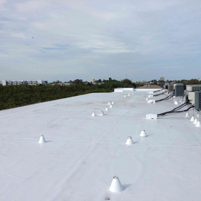 Commercial Flat Roof 7