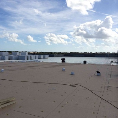 Commercial Flat Roof 8