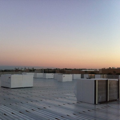 Commercial Flat Roof 1