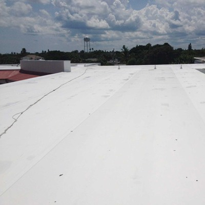 Commercial Flat Roof 3