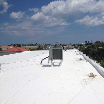 Commercial Flat Roof 4
