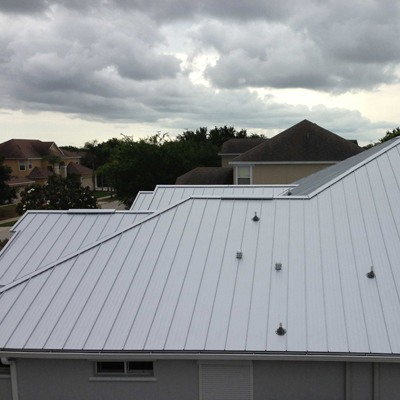 Residential Metal Roof 1