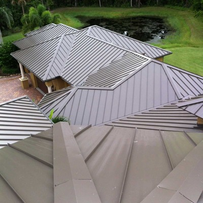 Residential Metal Roof 4